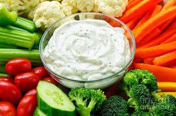 2-vegetables-and-dip-elena-elisseeva