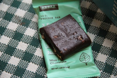 Image result for mint chocolate rx bar